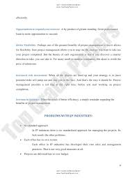 introduction to project management academic essay assignment  topgradepapers com 6