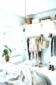 excellent organizing room with no closet small bedroom no closet solution bedroom without closet storage ideas hanging clothes without a closet small small
