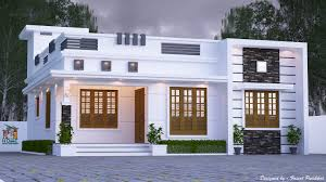 Beautiful 2 Bedroom House Designs 1174 Square Feet 3 Bedroom Single Floor Modern Beautiful