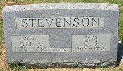 """Charles Solomon """"Charlie"""" Stevenson (1866-1940) - Find A Grave Memorial"""