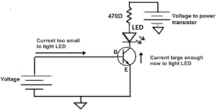 how to connect a transistor in a circuit for current amplification transistor circuit for amplification