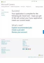 Microsoft Candidate Interest Form How To Apply For An Internship At Microsoft India