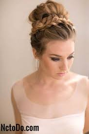 Pletené účesy Pro Svatby 2019 Ostatní Nc To Do