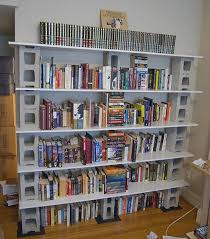 Cinder Block Stairs Decorations Concrete Block Stairs Cinder Block Bookshelf How