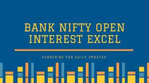 Bank Nifty Open Interest Excel Sheet Download