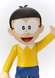 Mô hình Figure Nobi Nobita dơ tay kết hợp cánh cửa thần kì trong Doraemon -  Natsu Store