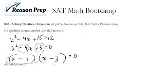 quadratic equation solved math solving quadratic equations sat math maths quadratic equation questions for bank