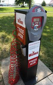 tire inflator gas station. energy: new digital free air pumps at wawa are a breeze to use but environmentally friend, too. tire inflator gas station l