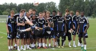 Nike chelsea jacket fc youth unisex ao6428495 lg blue. Youth Academy Chelsea Fc Wiki Fandom