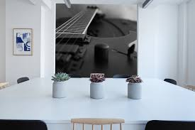 in the industry or associated with it black and white photographs like this can create extremely atmospheric wall murals for your offices