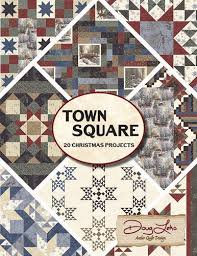 Quilting fabrics and quilting supplies, quilt fabrics and patterns ... & Town Square Soft Cover Quilt Book Adamdwight.com