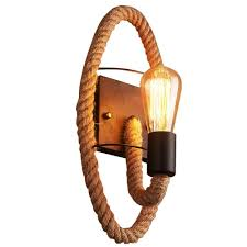Amerikanische Wandlampe Nachttisch Lampe Wand Hängende Lampe