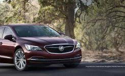 2018 chrysler town and country minivan. modren chrysler 2017 buick lacrosse colors announced gm authority intended for  with 2018 chrysler town and country minivan