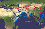 Ottoman Empire Trade Routes and Goods Traded