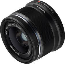 Купить <b>объектив</b> для фото Olympus <b>M</b>.<b>Zuiko Digital 25mm</b> 1:1.8 ...