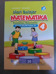 Semoga soal matematika kelas 5 semester 1 kurikulum 2013 bab pecahan ini dapat dijadikan referensi untuk belajar khususnya. Jawaban Buku Download Buku Matematika Kelas 4 Penerbit Cv Usaha Makmur