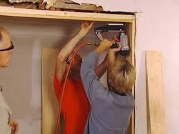 How to Install a New Door Jamb how tos DIY