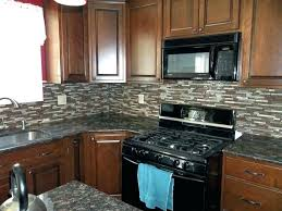 installing glass tile ideas how to install sheets mosaic mesh backing backsplash on drywall