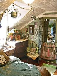 witchy spiritual room inspiration
