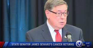 State Senator James Seward says cancer has returned | WSYR