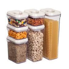 Lockable Food Storage Containers