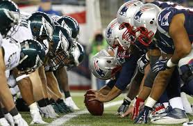 Playing patrick chung in the slot. Eagles Head To Head Pin Super Bowl Lii Patriots Vs 52 Sports Outdoors Fan Shop