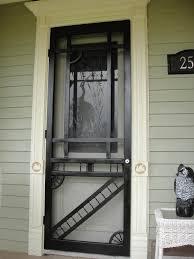 front screen door1893 Victorian Farmhouse Jon Built New Screen Door for Front