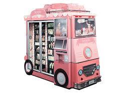 Benefit Vending Machine Delectable Benefit Cosmetics Airport Vending Machine DailyBeauty The Beauty