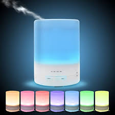 cool stuff for your office. longko ultrasonic aroma essential oil diffuser 300 milliliter color changing auto shutoff for home bedroom office cool stuff your