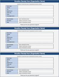 donation receipt forms free donation invoice template receipt excel pdf word doc