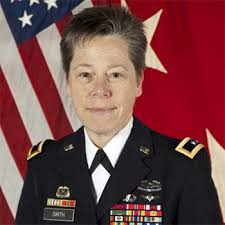 Maj Gen Tammy Smith - Blue Star Families