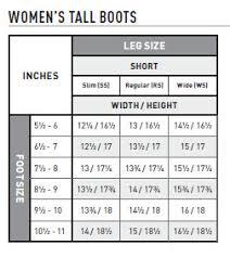 Ariat Heritage Contour Ii Field Zip Size Chart Ariat Ladies Heritage Contour Ii Field Boot W Zip