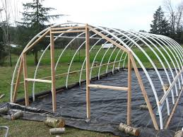 greenhouse designs and plans commercial size
