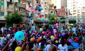 نتيجة بحث الصور عن عيد الفطر 2018 في مصر