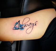 Tetování Na Motivy Harryho Pottera To Musíte Mít Koulecz