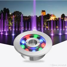 2019 Jml Underwater Fountain Light Led 9w White Dc24v Ip68 Stainless Steel Plaza Lights Outdoor Lighting Cheap Price From Jieminglight 50 26