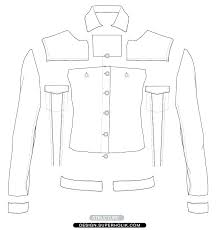 How To Choose Fashion Templates Design Jackets And Coats Clothing