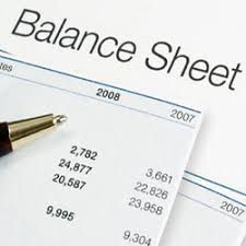Balance Sheet Preparation Service In India