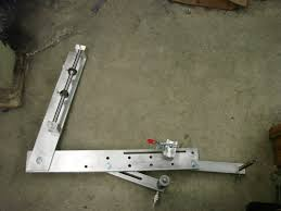 this bike frame jig will make a micro mini bmx frame with a small as a 14 top length mtb frames road track 29ers up to a 27 70cm long top