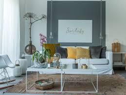 Wohnzimmer Deko Ideen Instagram Dekoration 2019 Wand