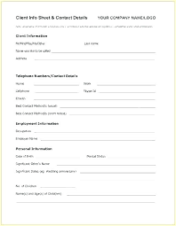 Parent Contact Form Template Webprofessor Info
