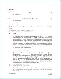 Small Business Investment Agreement Template Pimpinup Com
