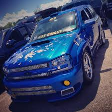 Meet Blue #sonic #trailblazer #chevy | Chevy Trailblazers ...