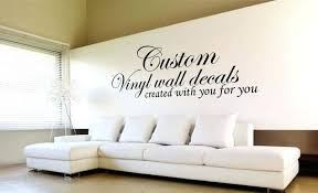custom wall decals as well as design your own quote custom wall art decal sticker design  on custom made wall art stickers with custom business logo wall decals zebragarden me