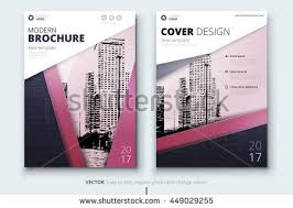Magazine design. Corporate business template for brochure, annual report,  catalog. Layout with