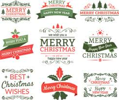 Labels Vector Christmas Picture 1116996 Labels Vector
