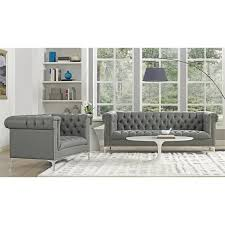 posh sofa on tufted sofa custom