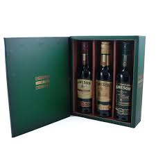 jameson reserves 3 x 20cl whisky auctioneer scotch whisky auctions whisky auction