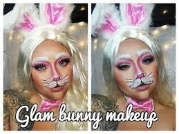 glam bunny makeup tutorial series you