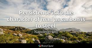 Persistence Quotes Custom Persistence Quotes BrainyQuote